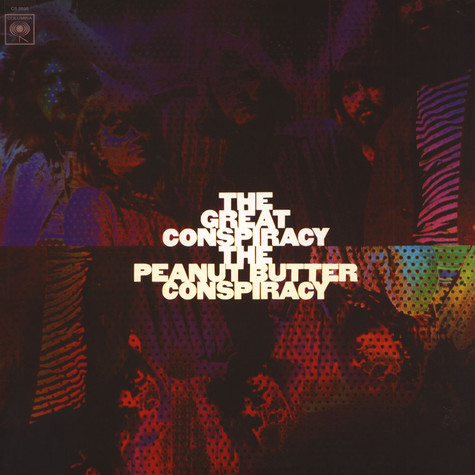 Peanut Butter Conspiracy, The - The Great Conspiracy