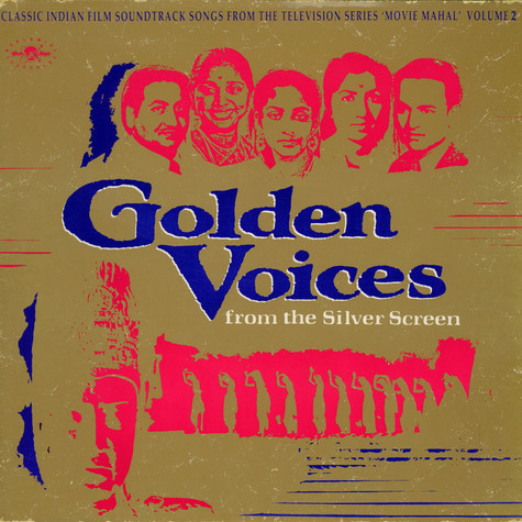 V.A. - Golden Voices From The Silver Screen Volume 2