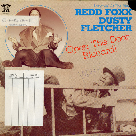 Redd Foxx, Dusty Fletcher - Laughin'At The Blues