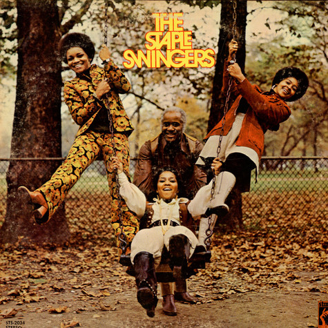 Staple Singers, The - The Staple Swingers
