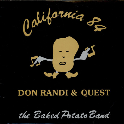 Don Randi And Quest - California 84