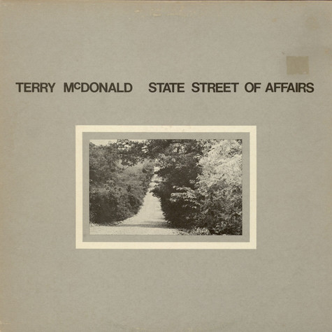 Terry McDonald - State Street Of Affairs