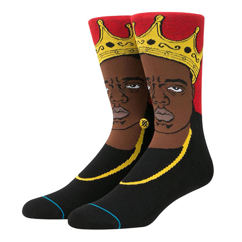 Stance - Notorious B.I.G. Socks