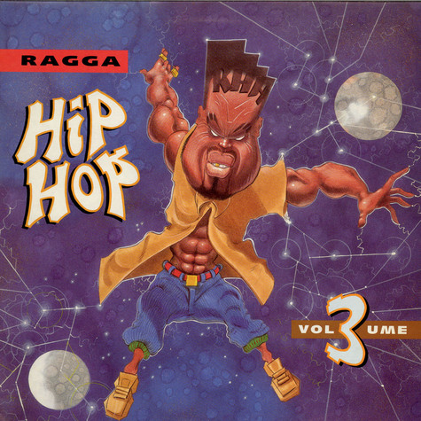 V.A. - Ragga Hip Hop Volume 3