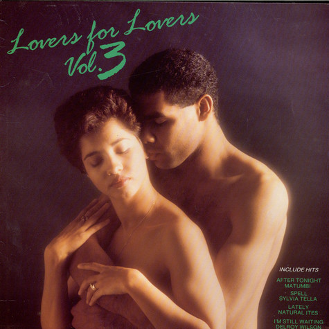 V.A. - Lovers For Lovers Vol. 3