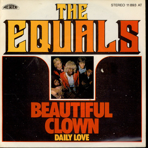 Equals, The - Beautiful Clown