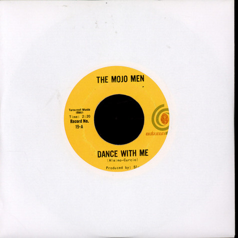 Mojo Men, The - Dance With Me