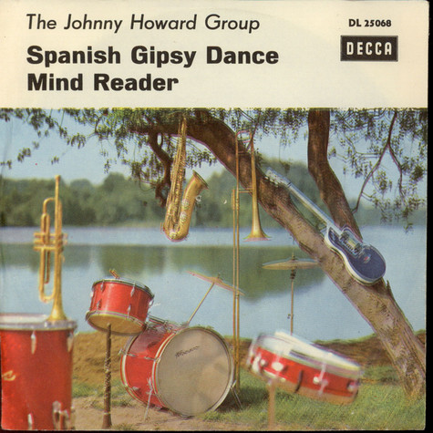 Johnny Howard Grouop, The - Spanish Gipsy Dance