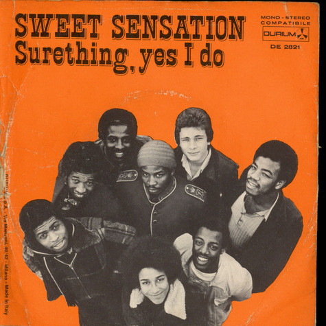 Sweet Sensation - Sad Sweet Dreamer
