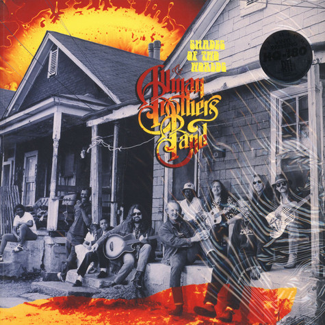 Allman Brothers Band - Shades Of Two Worlds
