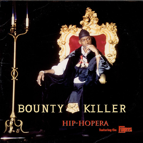 Bounty Killer - Hip-Hopera / Living Dangerously