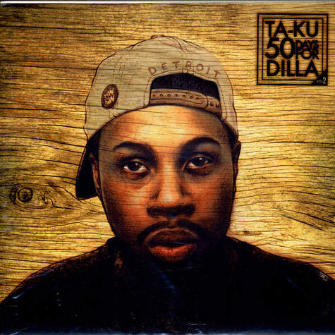 Ta-ku - 50 Days For Dilla Volume 2