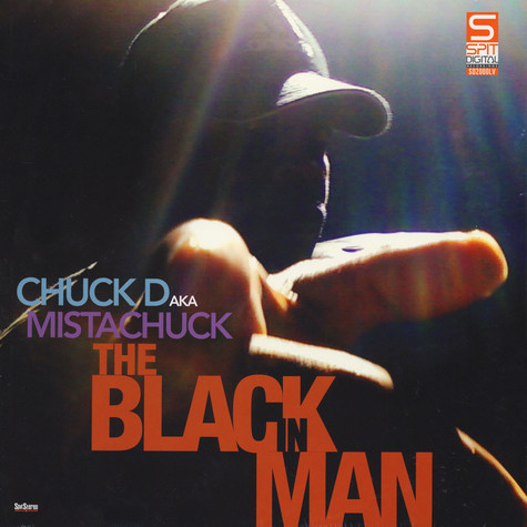 Chuck D - The Black In Man