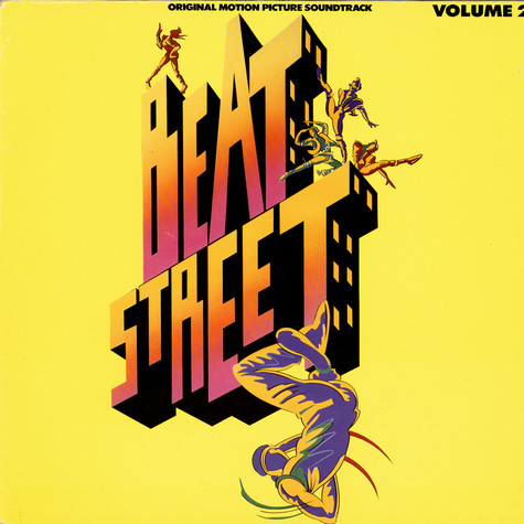 V.A. - OST Beat Street Vol. 2