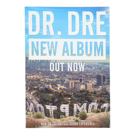Dr.Dre - Compton Poster