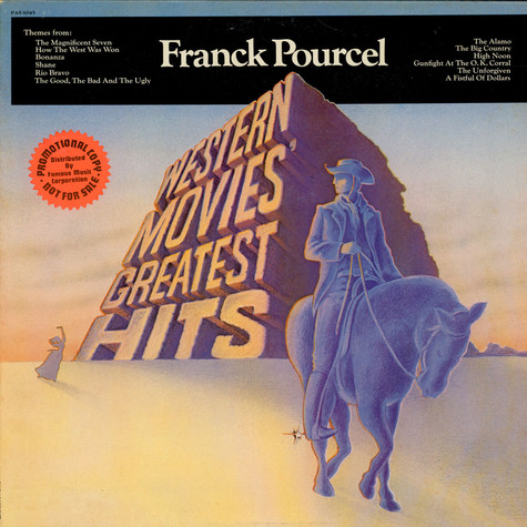 Franck Pourcel - Western Movies' Greatest Hits