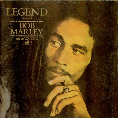 Bob Marley & The Wailers - Legend - The Best Of Bob Marley & The Wailers