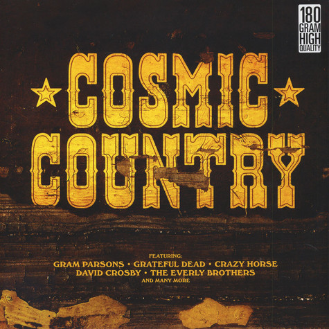 V.A. - Cosmic Country