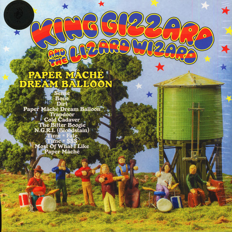 King Gizzard & The Lizard Wizard - Paper Maché Dream Balloon