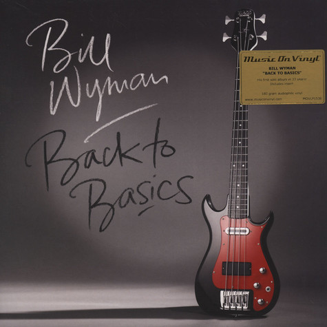 Bill Wyman - Back To Basics Black Vinyl Edition