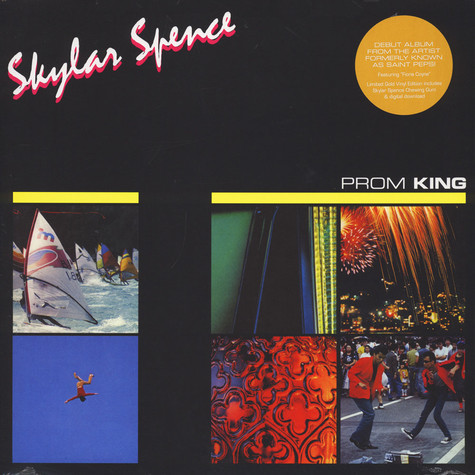 Skylar Spence - Prom King Deluxe Gold Vinyl Edition