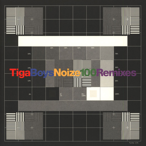Tiga Vs. Boys Noize - 100 Remixes