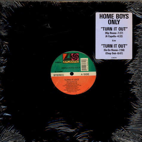 Home Boys Only - Turn It Out
