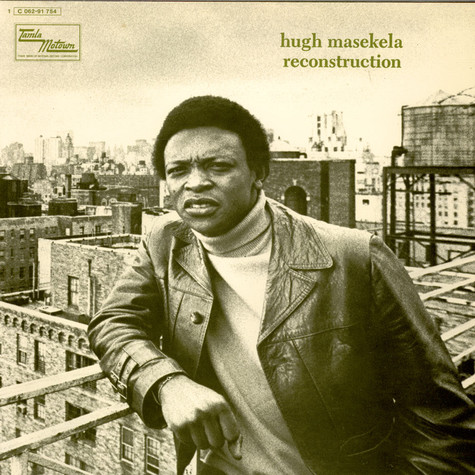 Hugh Masekela - Reconstruction