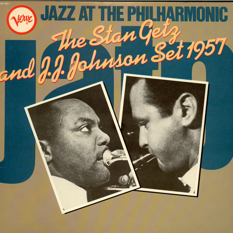Stan Getz, J.J. Johnson - Jazz At The Philharmonic Set 1957