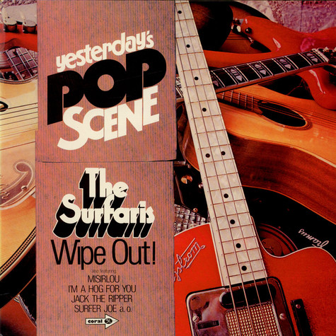 The Surfaris - Wipe Out!