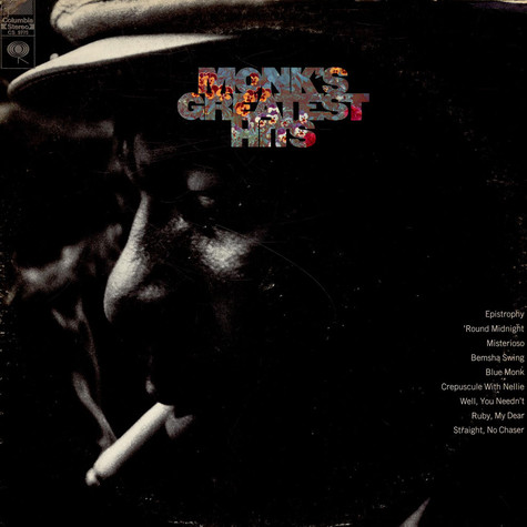 Thelonious Monk - Monk's Greatest Hits