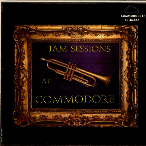 V.A. - Jam Sessions At Commodore