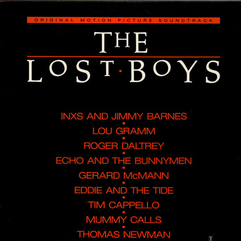V.A. - The Lost Boys - Original Motion Picture Soundtrack
