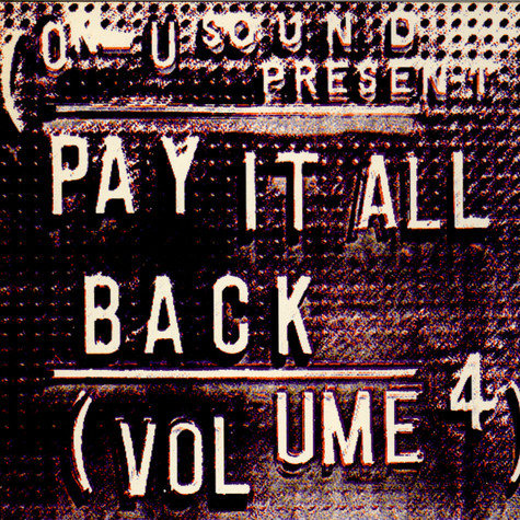 Various, - Pay It All Back Volume 4