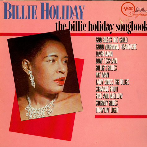 Billie Holiday - The Billie Holiday Songbook