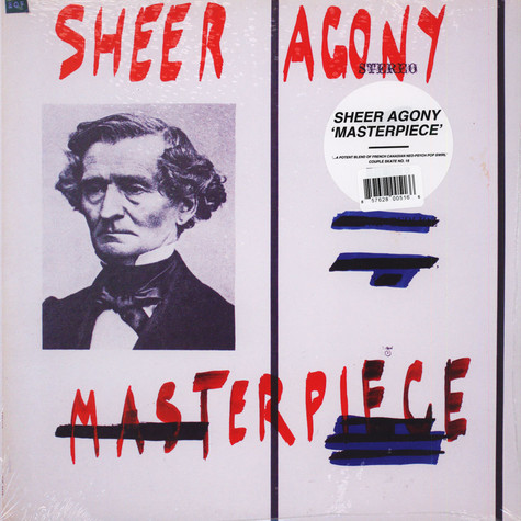 Sheer Agony - Masterpiece
