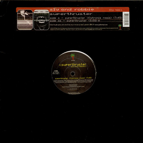 Sly & Robbie - Superthruster