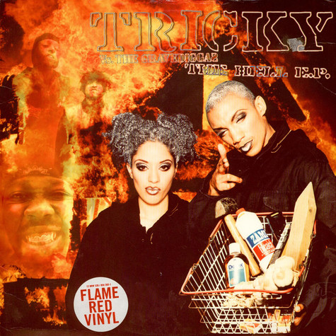 Tricky Vs. Gravediggaz - The Hell EP