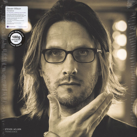 Steven Wilson of Porcupine Tree - Transcience