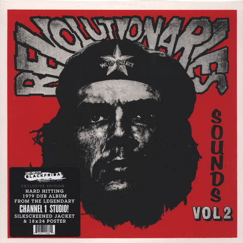Revolutionaries, The - Revolutionaries Sounds Volume 2