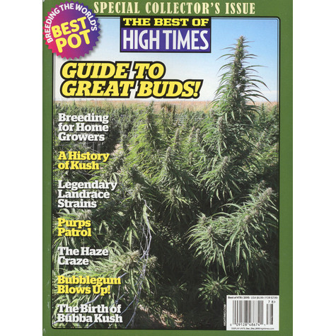 High Times Magazine - The Best Of High Times - Guide To Great Buds