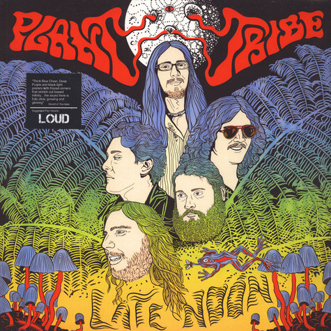 Plant Tribe - Late Noon Black Vinyl Edition