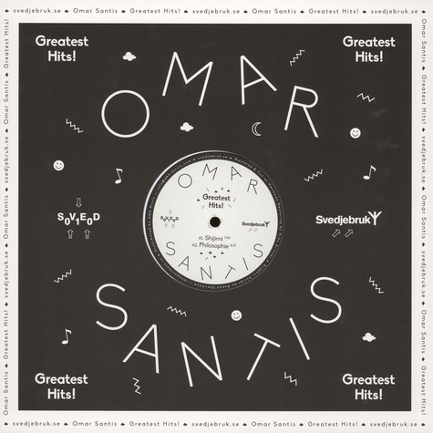 Omar Santis - Greatest Hits