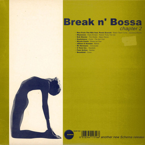 V.A. - Break N' Bossa Chapter 2