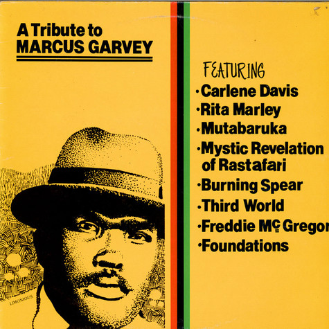V.A. - A Tribute To Marcus Garvey