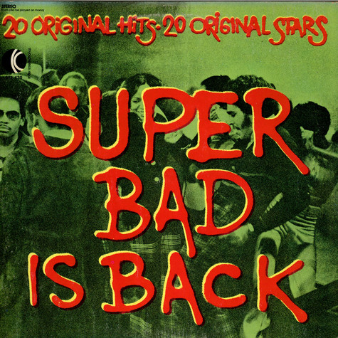 V.A. - Super Bad Is Back