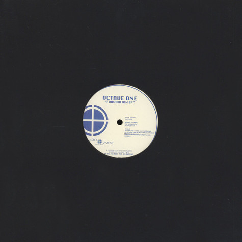Octave One - Foundation EP