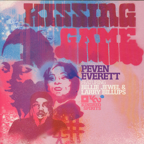 Peven Everett Featuring Billie Jewell & Larry Billups - Kissing Game
