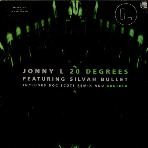 Jonny L Featuring Silver Bullet - 20 Degrees (Doc Scott Remix) / Brother