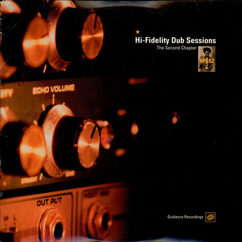 V.A. - Hi-Fidelity Dub Sessions - The Second Chapter